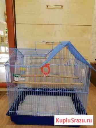 Клетка для птиц Мурмаши