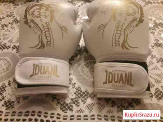 Боксерские перчатки Малгобек