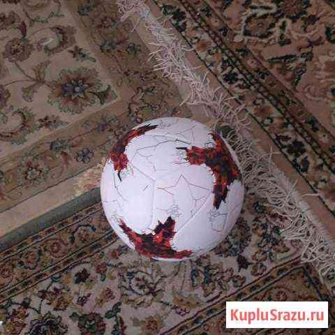 Футбольный мяч Малгобек