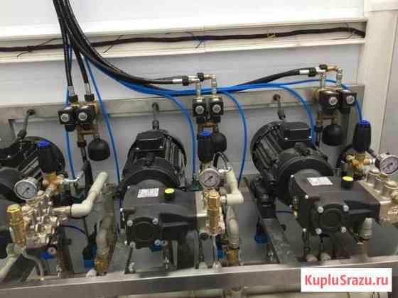 Оборудование для автомоек самообслуживания Элиста
