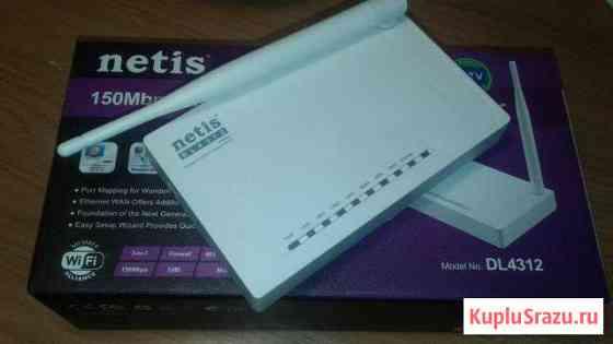 Netis. модем+wifi+маршрутизатор Навля