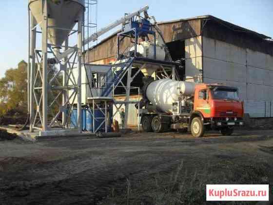 Бетонный завод Севастополь