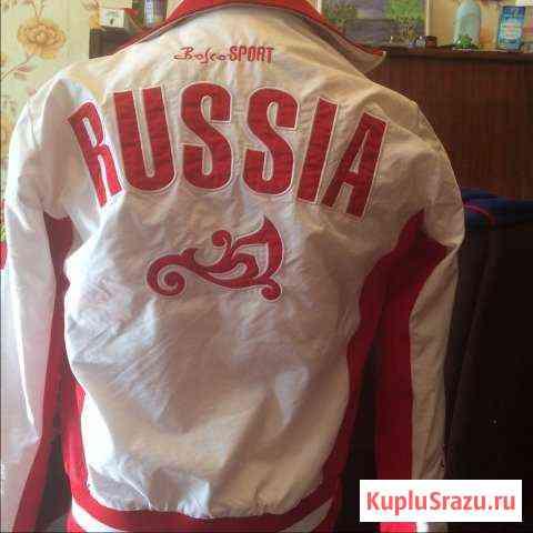 Олимпийская спортивная одежда Демьяново