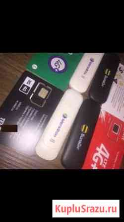 Симки под модем, телефон, 3G5g usb - кабеля Йошкар-Ола