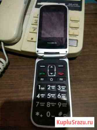 Телефон texet TM-B416 б/у Саки