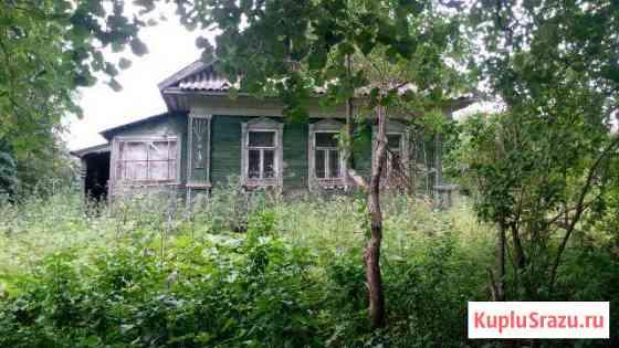 Дом 58 кв.м. на участке 40 сот. Калязин
