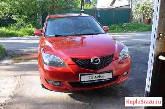 Mazda 3 1.6 AT, 2005, хетчбэк Октябрьский