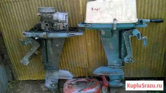 Продается лодочный мотор Вихрь, второй на запчасти Лотошино