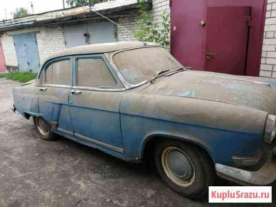ГАЗ 21 Волга 2.4 МТ, до 1960, седан Моршанск