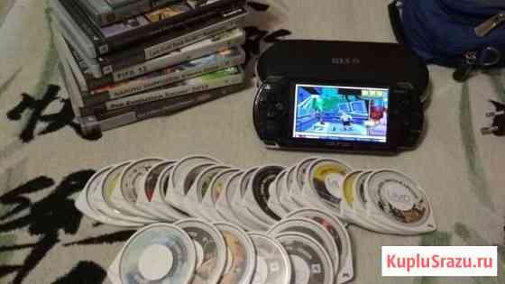 PSP 2008 Комплект, обмен Самара