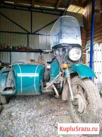 Мотоцикл урал Усть-Катав