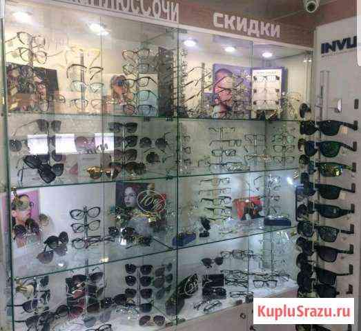 Оптик-консультант - Oптометрист- в салон оптики Сочи