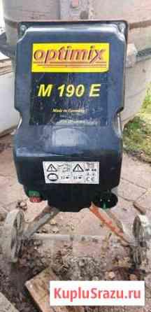 Бетономешалка Optimix М 190 Е Уваровка