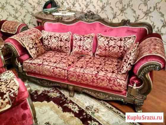 Ремонт и реставрация мягкой мебели, стульев, изгол Грозный