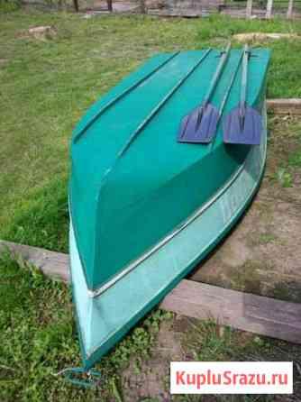 Лодка плоскодонка б/у Белоомут