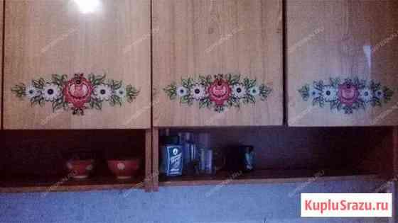 Шкафчики натуральное дерево навесные верхние бу Самара
