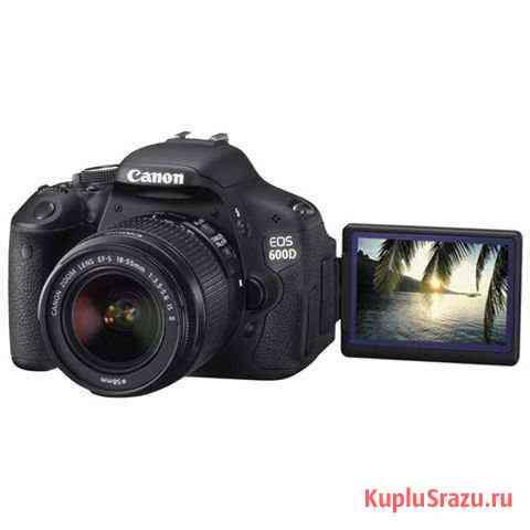 Canon EOS 600D Димитровград