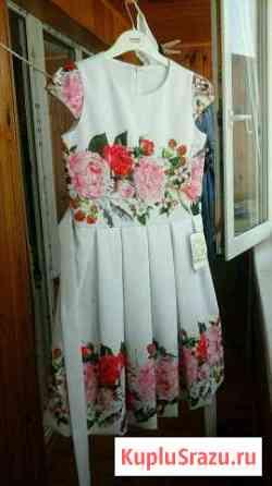 Новое платье для девочки 128-140 Стародуб
