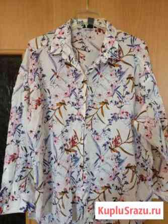 Блузка из натурального шифона Челябинск