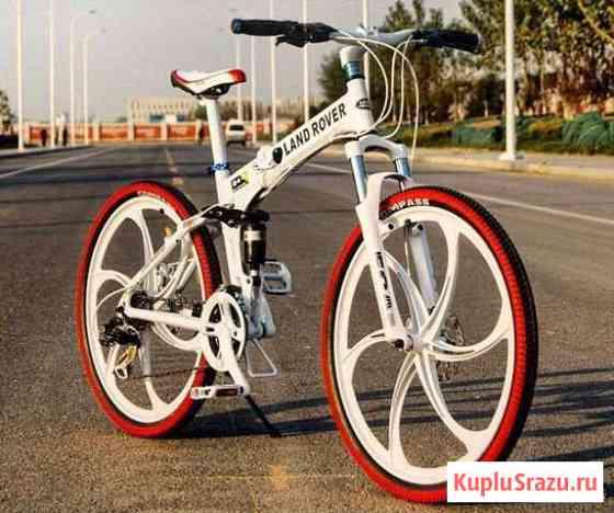 Велосипед на литых дисках Нижневартовск