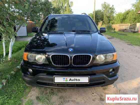 BMW X5 3.0 AT, 2003, внедорожник Нолинск