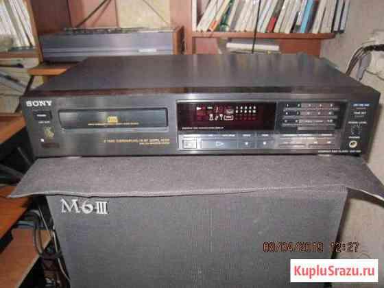 CD-проигрыватель Sony CDP-590 220v Петропавловск-Камчатский