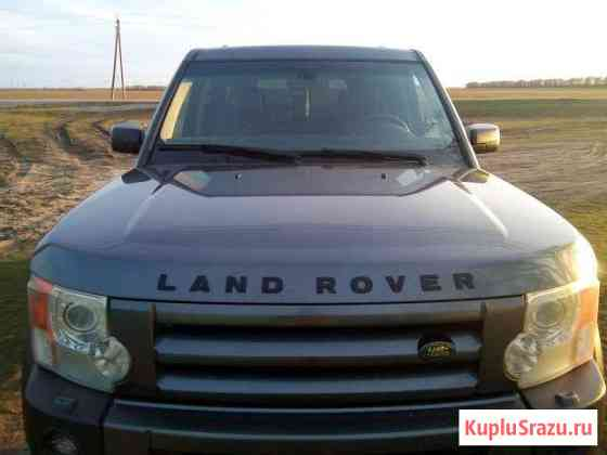 Land Rover Discovery 2.7 AT, 2006, внедорожник Городовиковск
