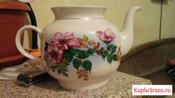 Заварочный чайник Красково