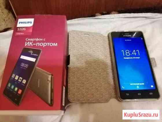 Смартфон Philips S326 Славянск-на-Кубани