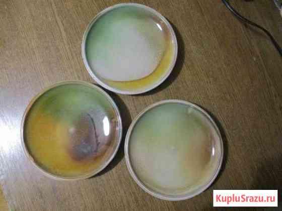Керамические тарелочки Ялта