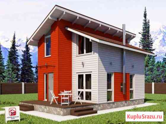 Готовый бизнес-франшиза Норвежский дом» Владивосток