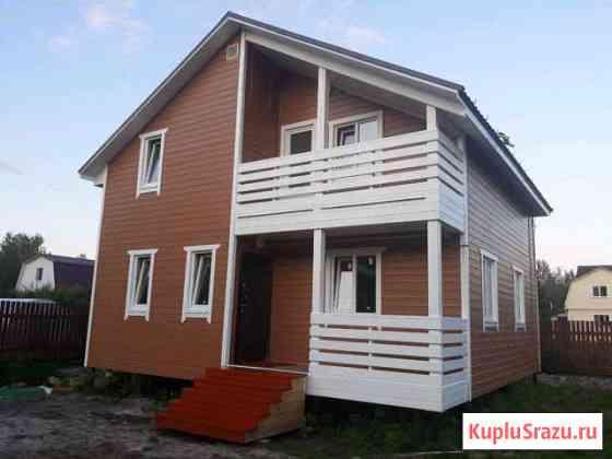 Дом 128 кв.м. на участке 7 сот. Щеглово