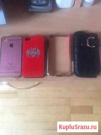 Чехлы для айфона 4s Икша