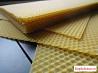 Вощина медовая желтая, а также цветная, 1 лист