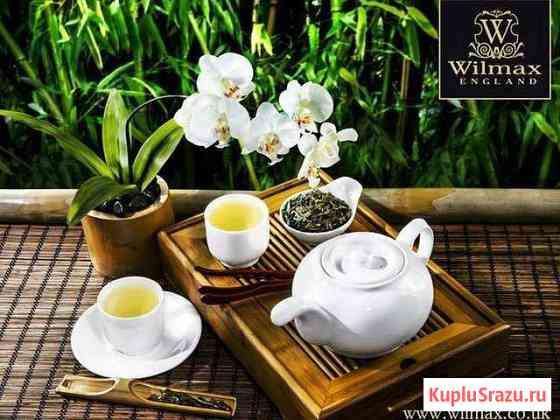 Чайник из английского фарфора (новый) Красково