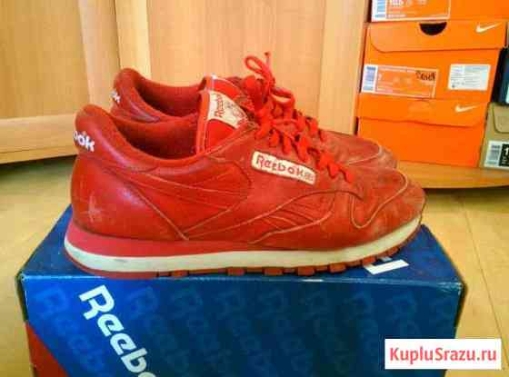 Reebok Mens Classic Leather Vintage/Рибок Классик Киров