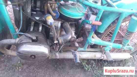 Мотоцикл Урал имз 8-103-30 Икряное