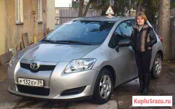 Автоинструктор Калининград