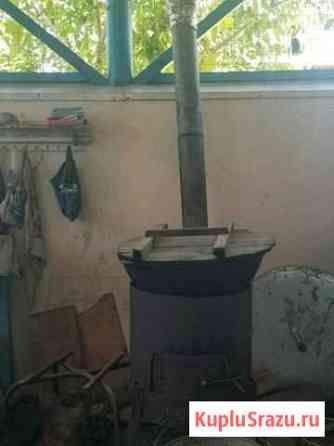 Печка с казаном Белогорск