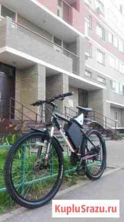 Электровелосипед на базе GT Aggressor Свердловский