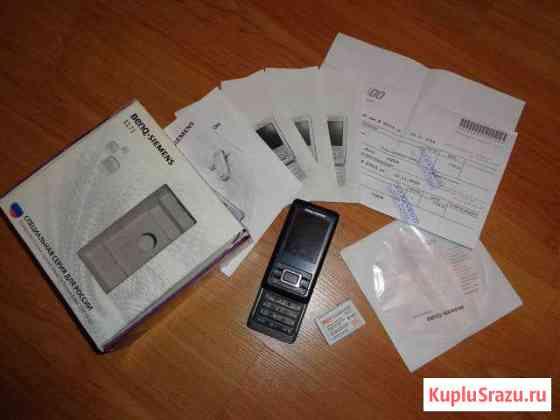 Benq-Siemens EL71 Ливны