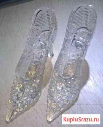 Хрустальные туфельки Большие Вяземы