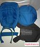 Сменный текстиль голубой Stokke urban blue
