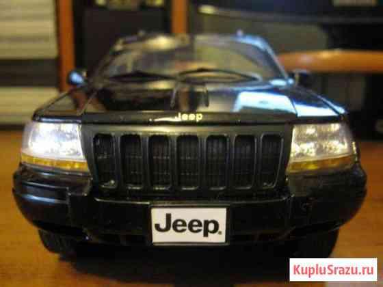 1/18 Jeep Grand Cheroke Липецк