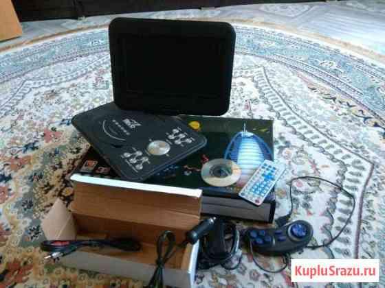 Телевизор portable dvd fl-118d Усть-Катав