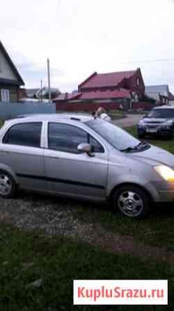 Chevrolet Spark 0.8 AT, 2007, хетчбэк Бирск