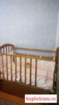 Продам детскую кроватку Ульяновск