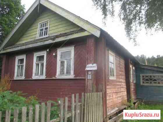 Дом 40 кв.м. на участке 19 сот. Сясьстрой