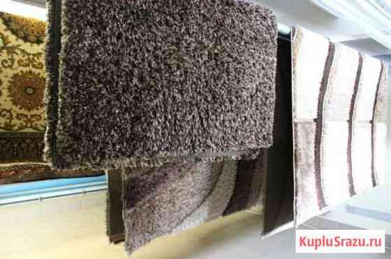 Мойка ковров, удаление запахов Липецк