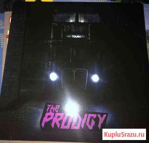 Винил The Prodigy Москва